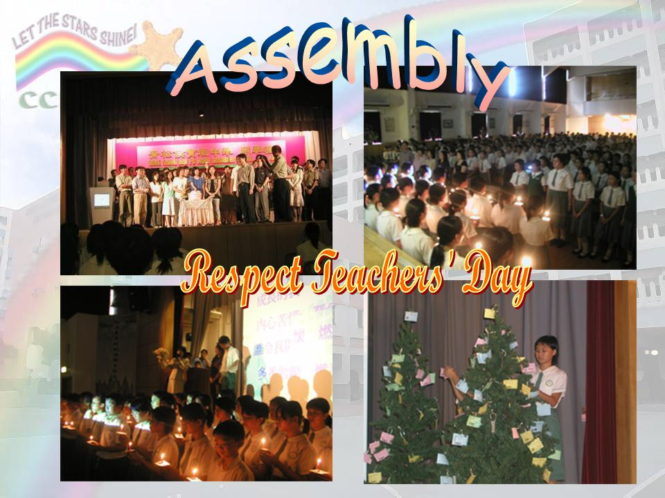 Assembly Respect Teachers Day