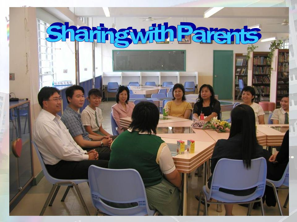 Sharing with Parents