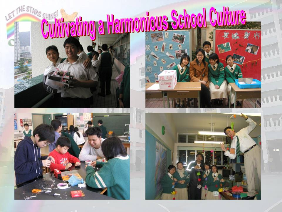 Cultivating a Harmonious School Culture