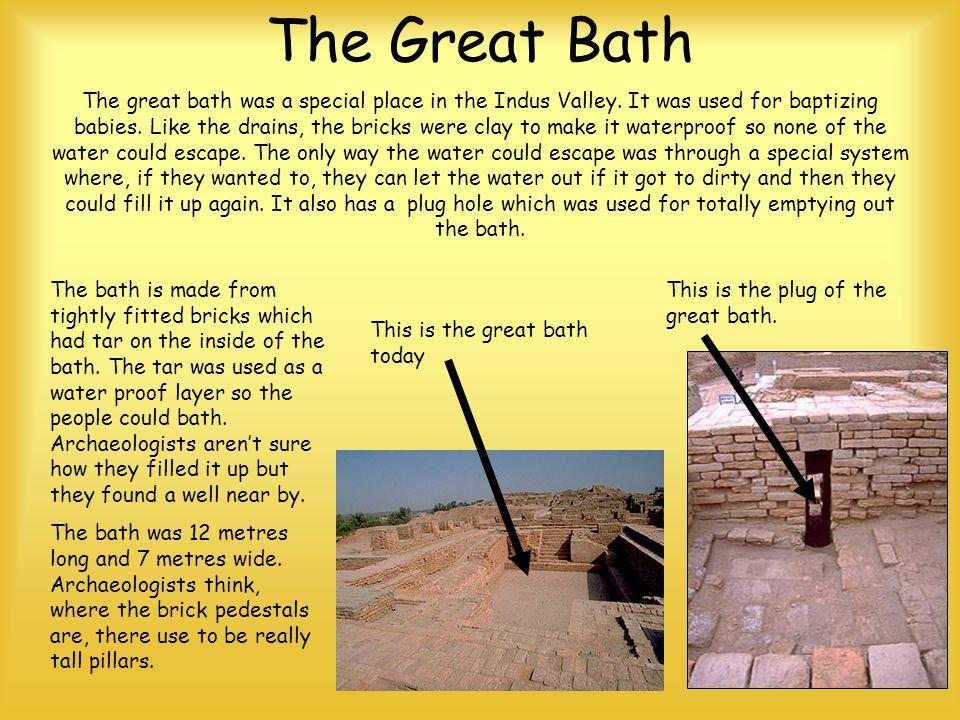 The Great Bath