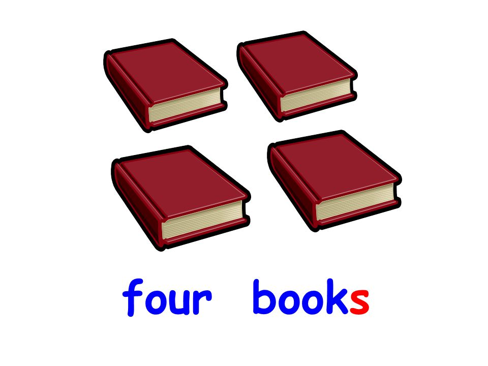 four books