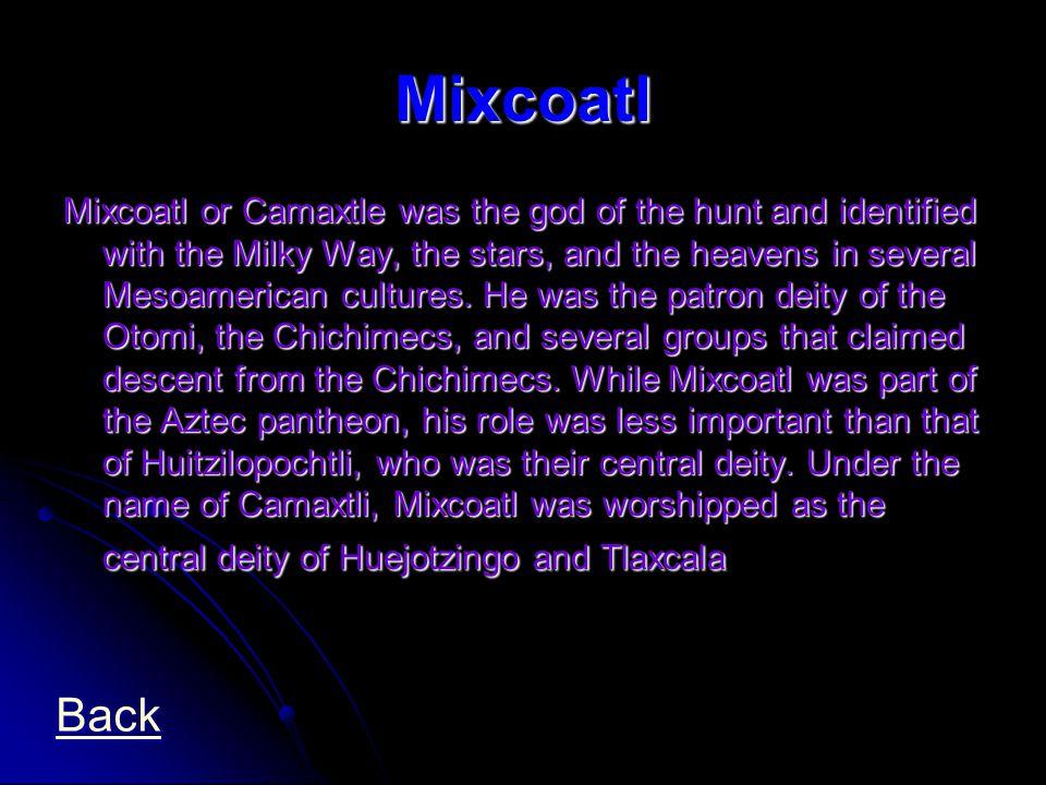Mixcoatl