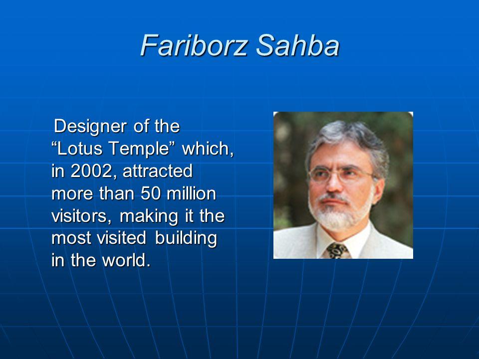 Fariborz Sahba