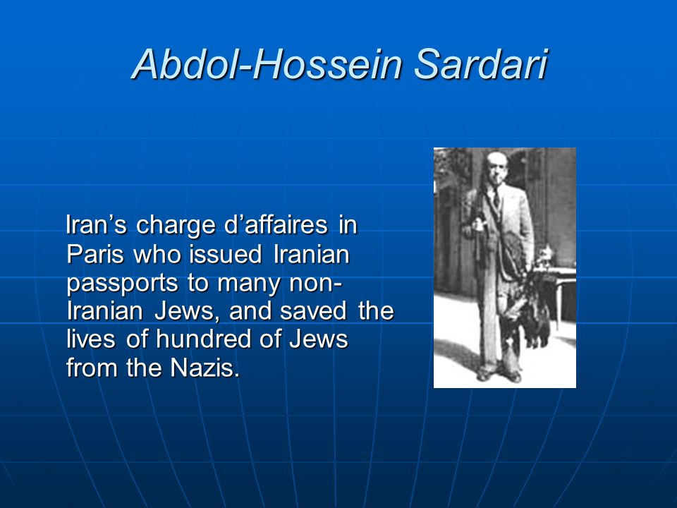Abdol-Hossein Sardari