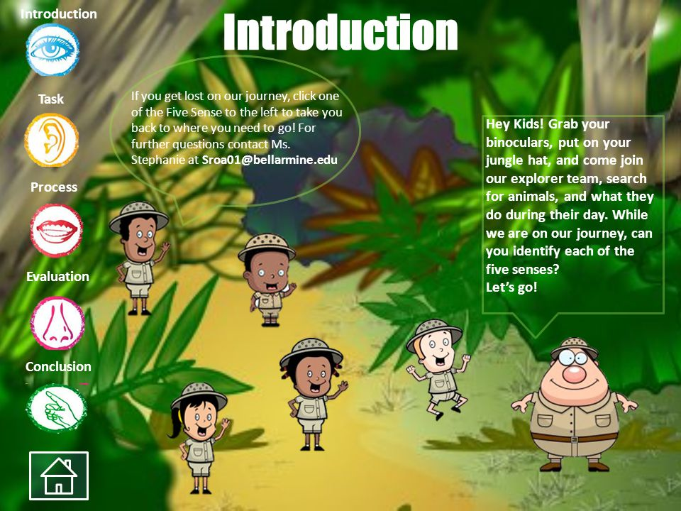 Introduction Introduction Task
