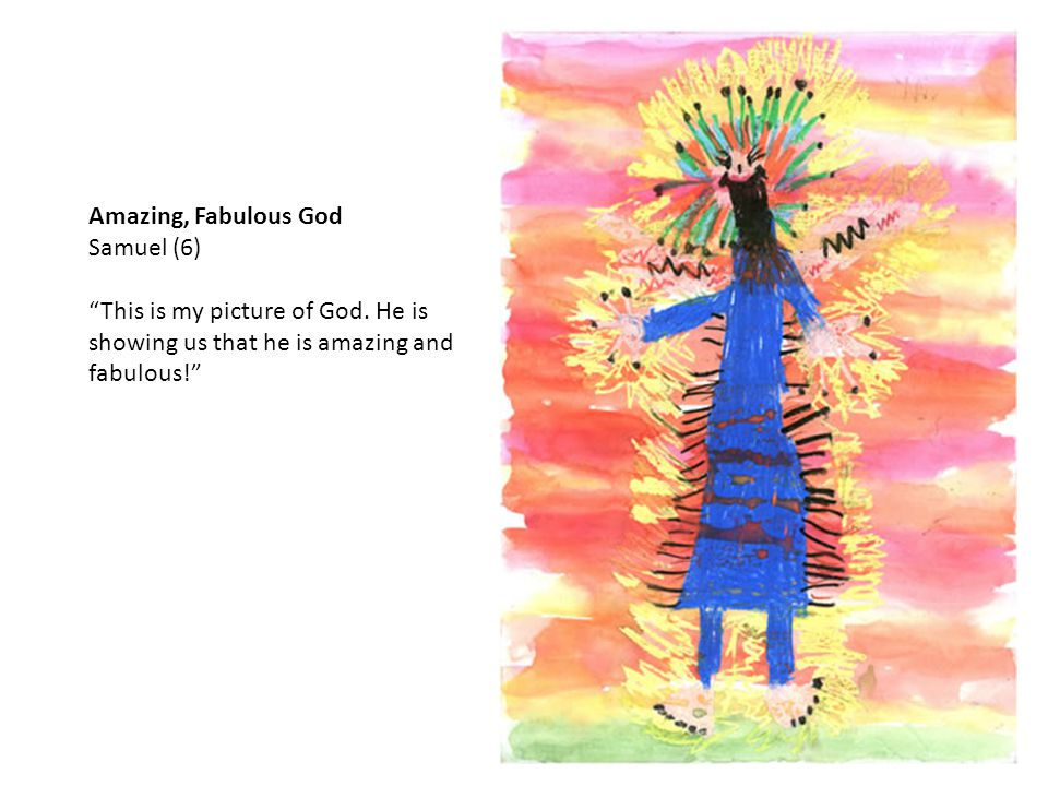 Amazing, Fabulous God Samuel (6)