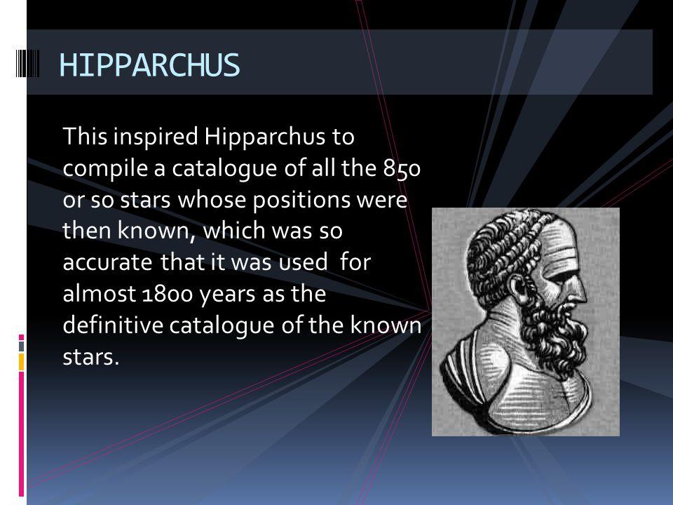 HIPPARCHUS