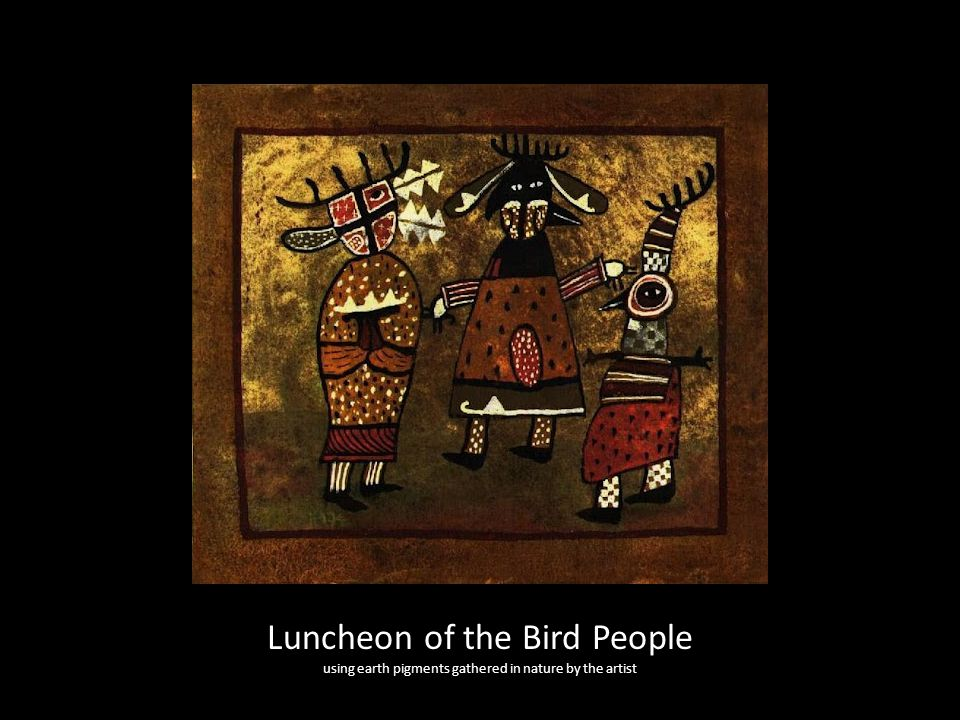 Luncheon of the Bird People