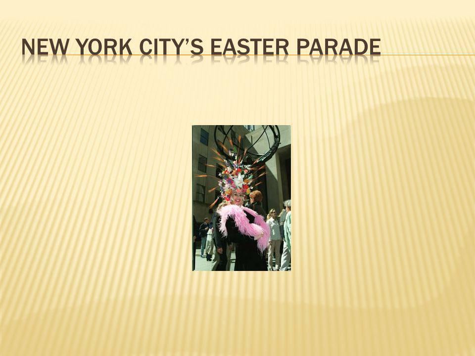 New York City's Easter Parade