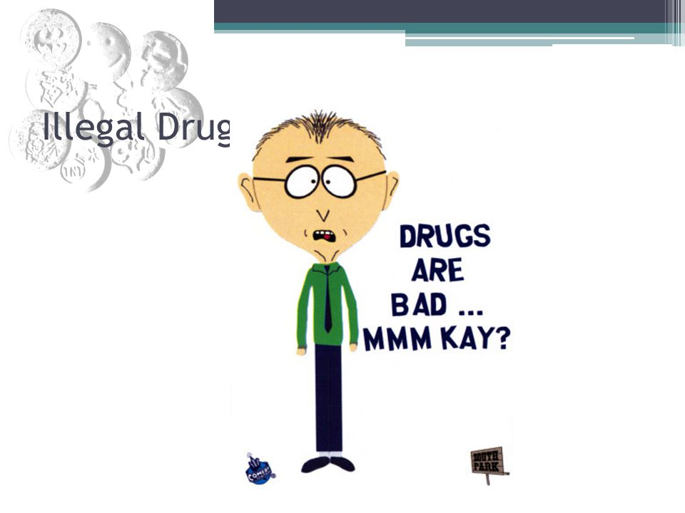 Illegal Drugs and the Brain