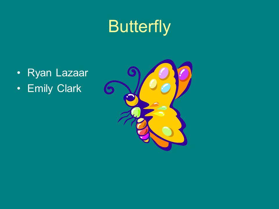 Butterfly Ryan Lazaar Emily Clark
