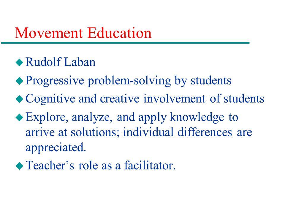 Movement Education Rudolf Laban