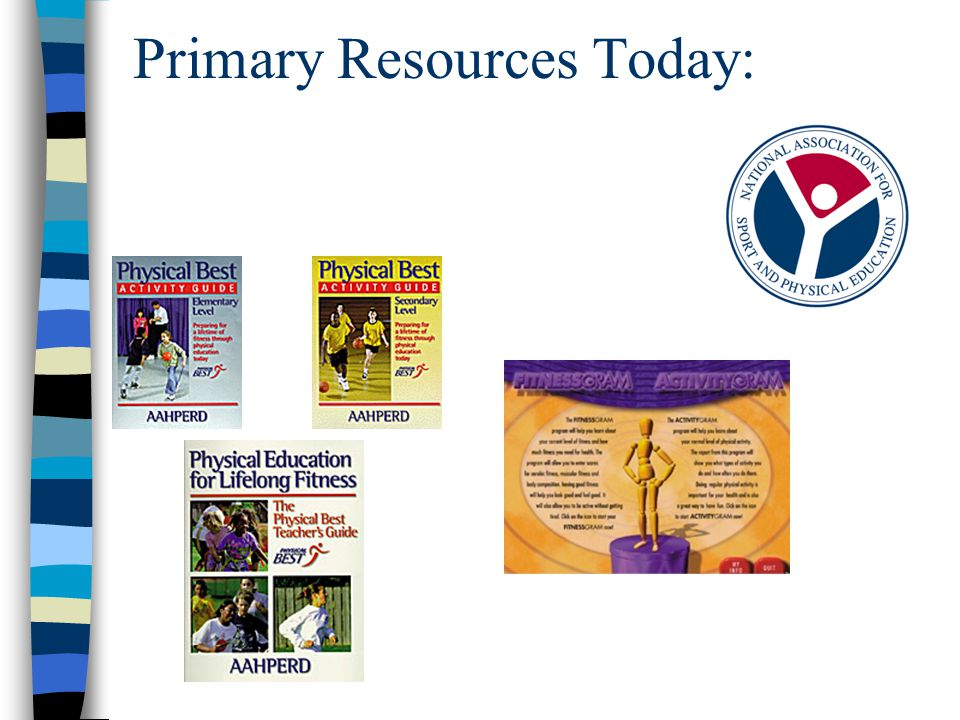 Primary Resources Today:
