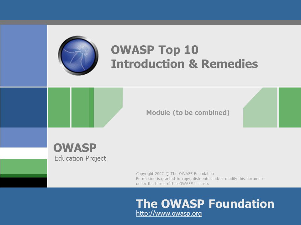 OWASP Top 10 Introduction & Remedies