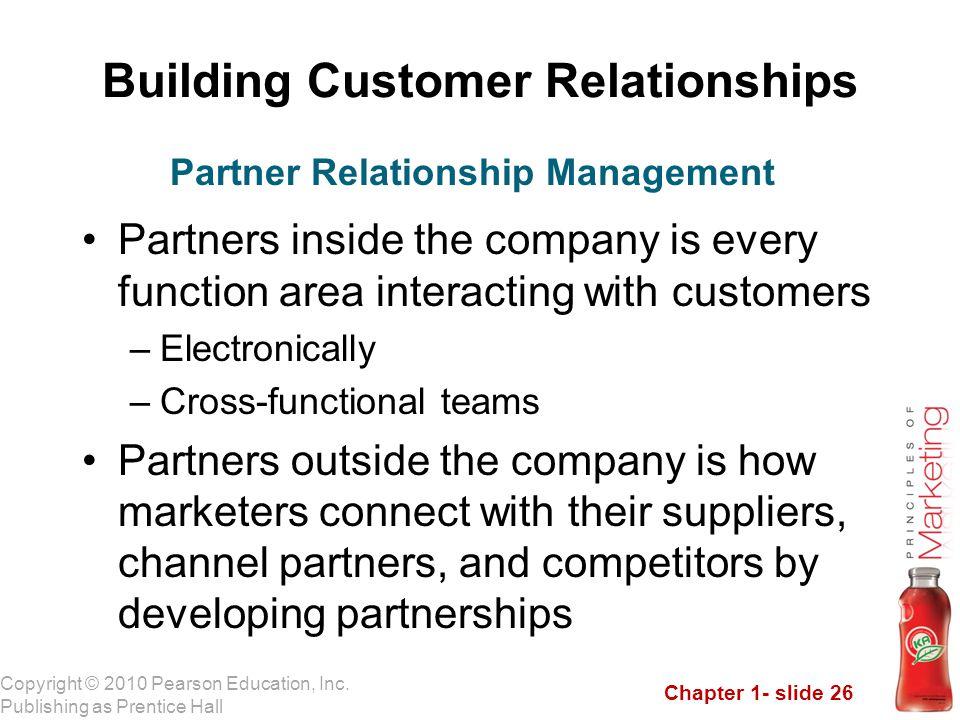 Building Customer Relationships
