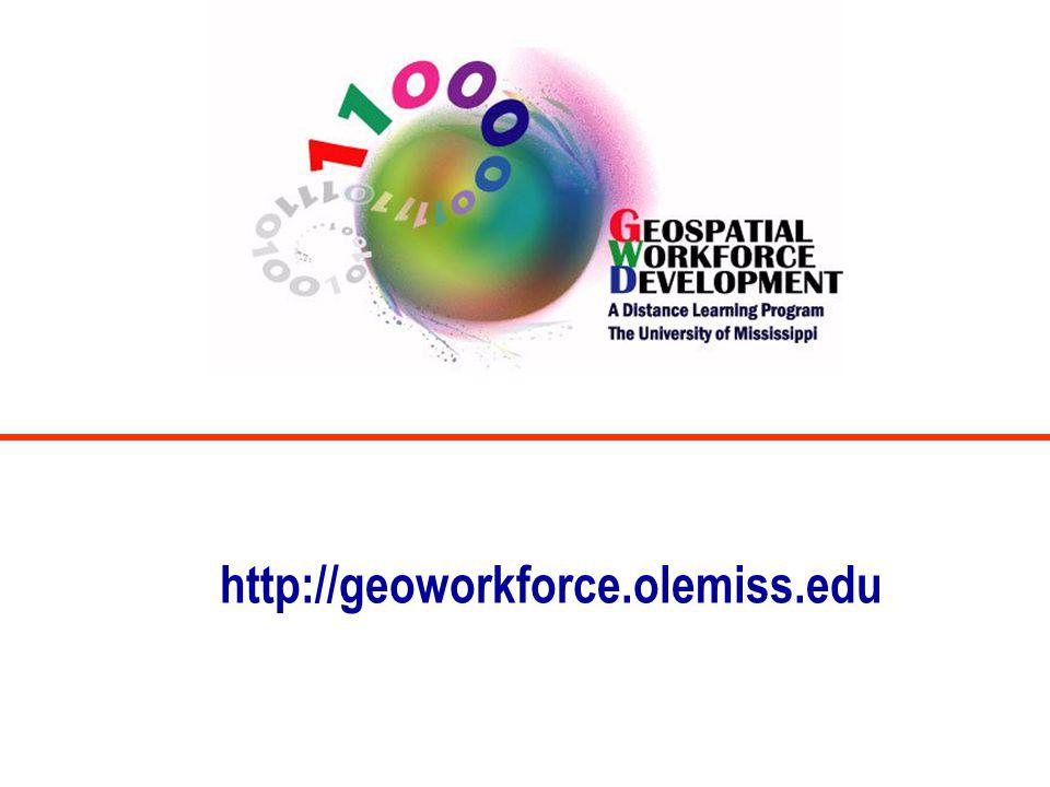 http://geoworkforce.olemiss.edu