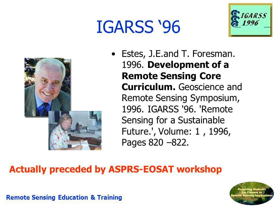 IGARSS '96