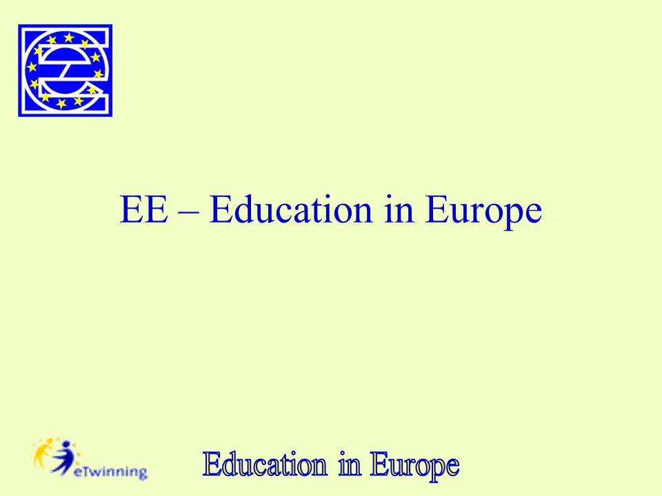 EE – Education in Europe