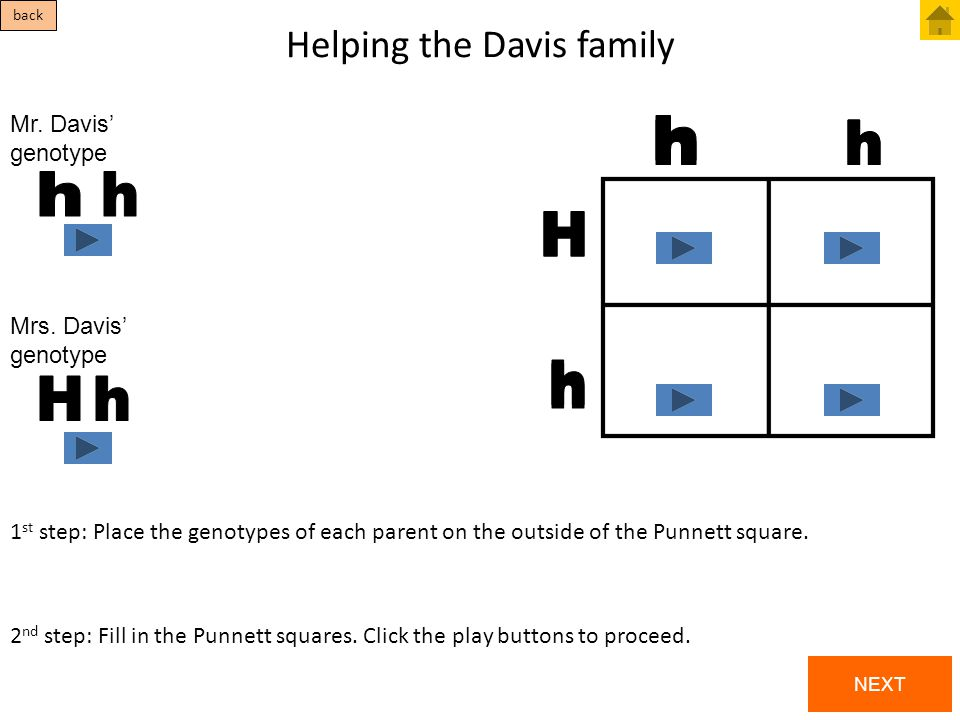 Helping the Davis family