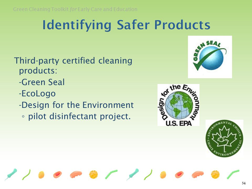 Identifying Safer Products