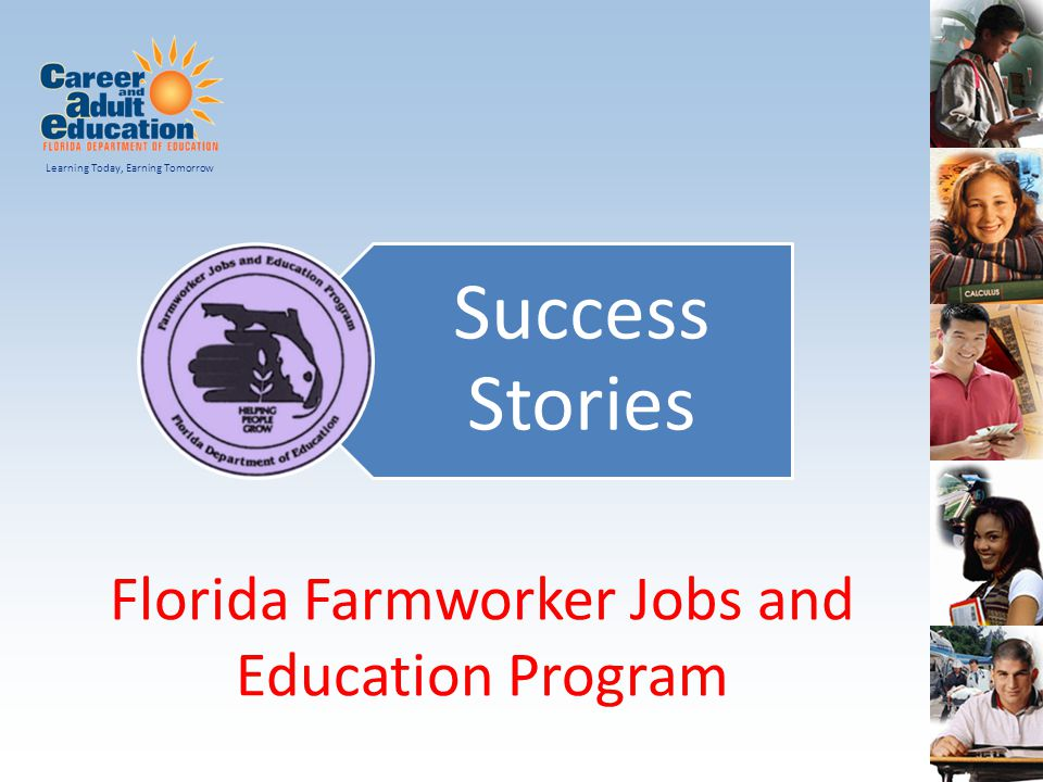 Florida Farmworker Jobs and Education Program