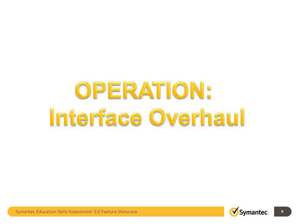 OPERATION: Interface Overhaul