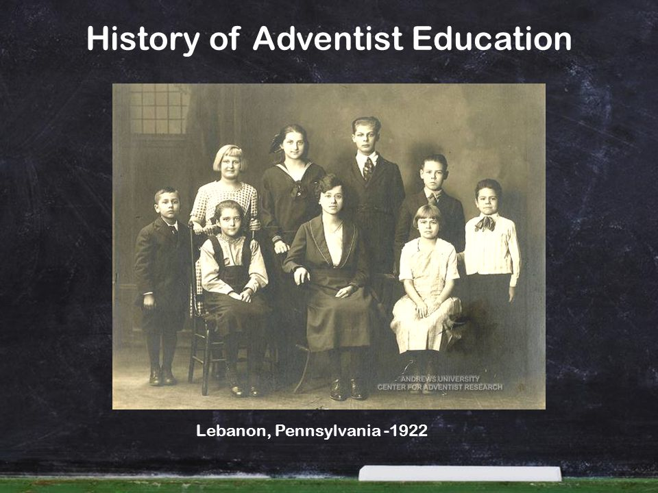 History of Adventist Education
