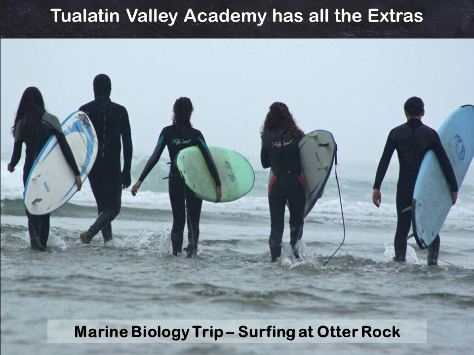 Marine Biology Trip – Surfing at Otter Rock