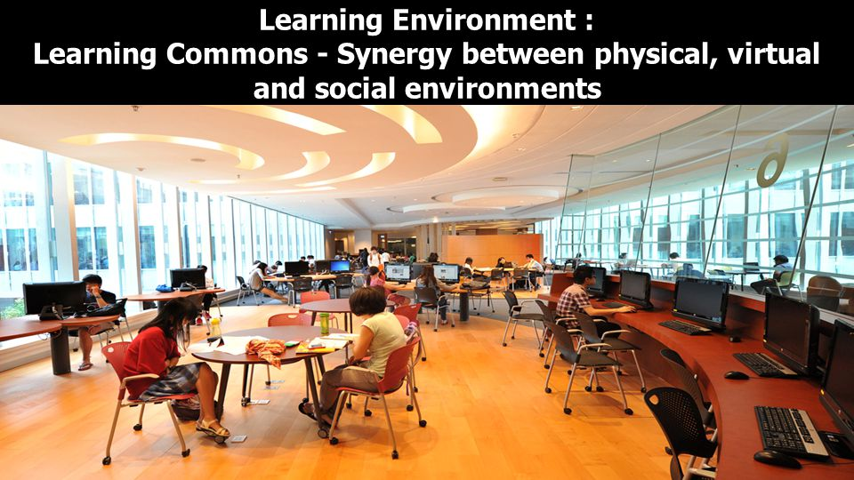 Learning Environment :