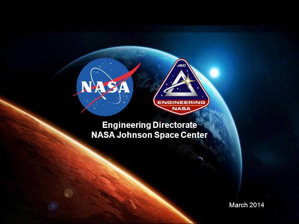 Engineering Directorate NASA Johnson Space Center