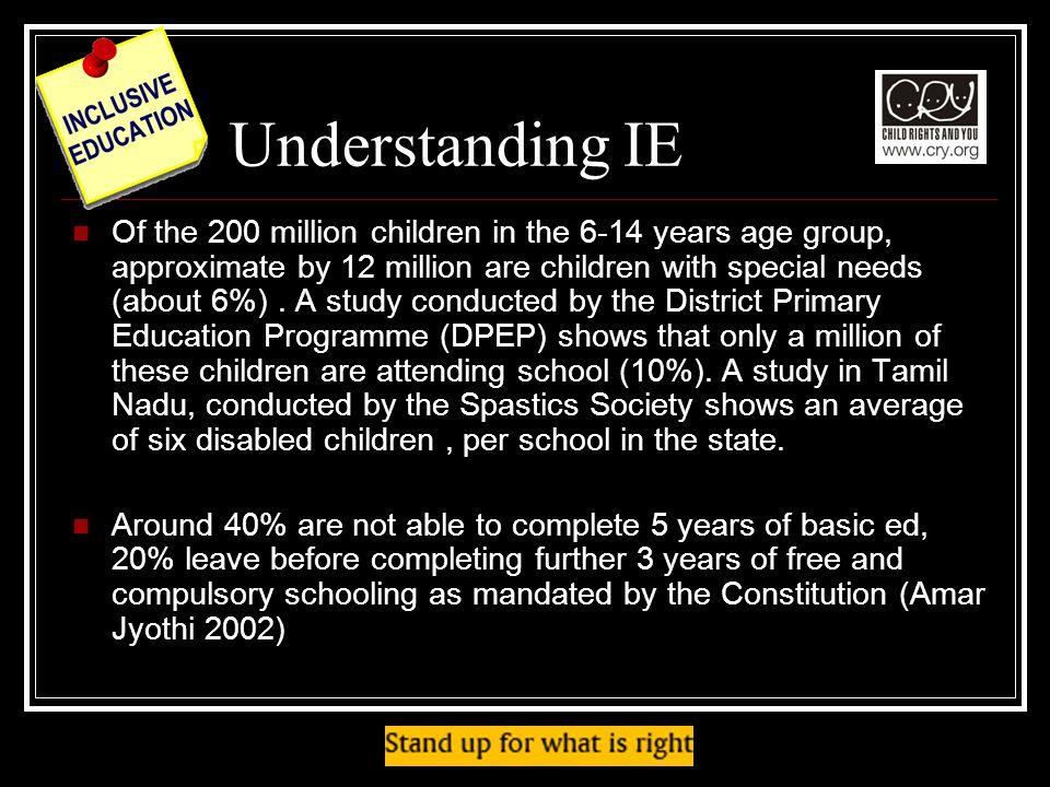 Understanding IE