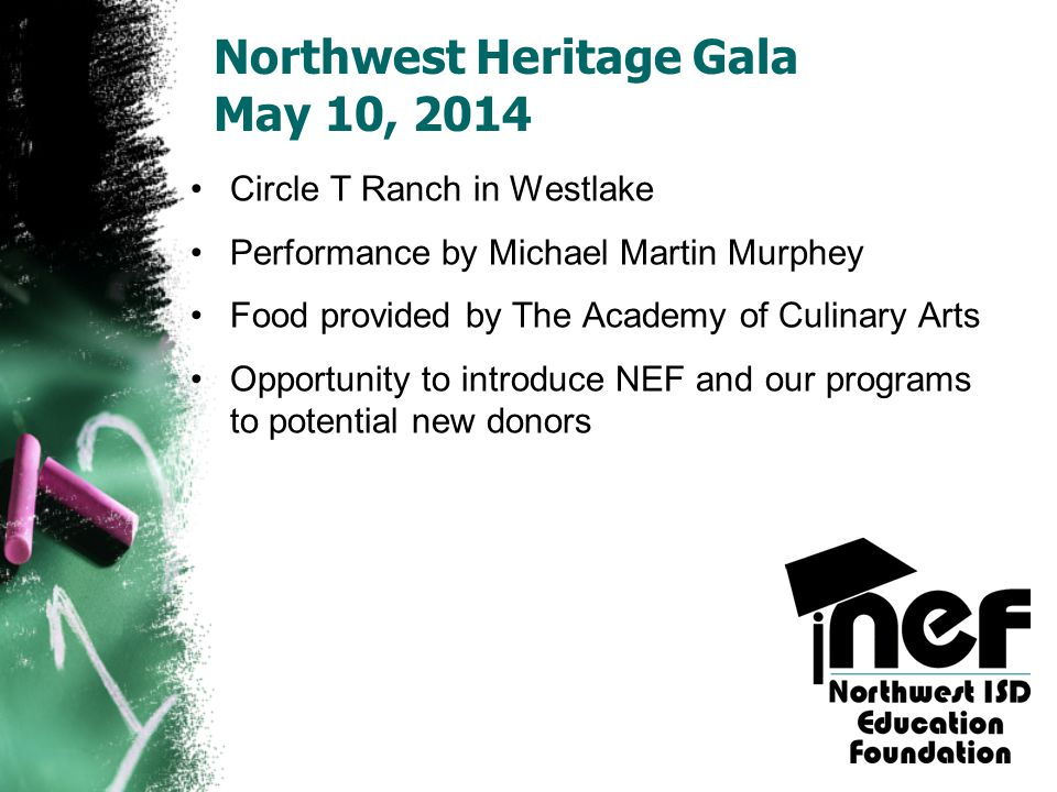 Northwest Heritage Gala May 10, 2014