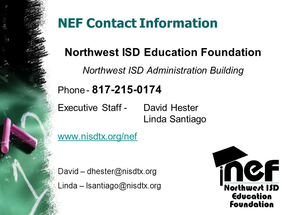 Northwest ISD Education Foundation