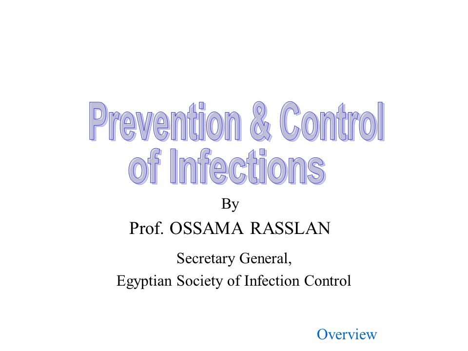 Egyptian Society of Infection Control