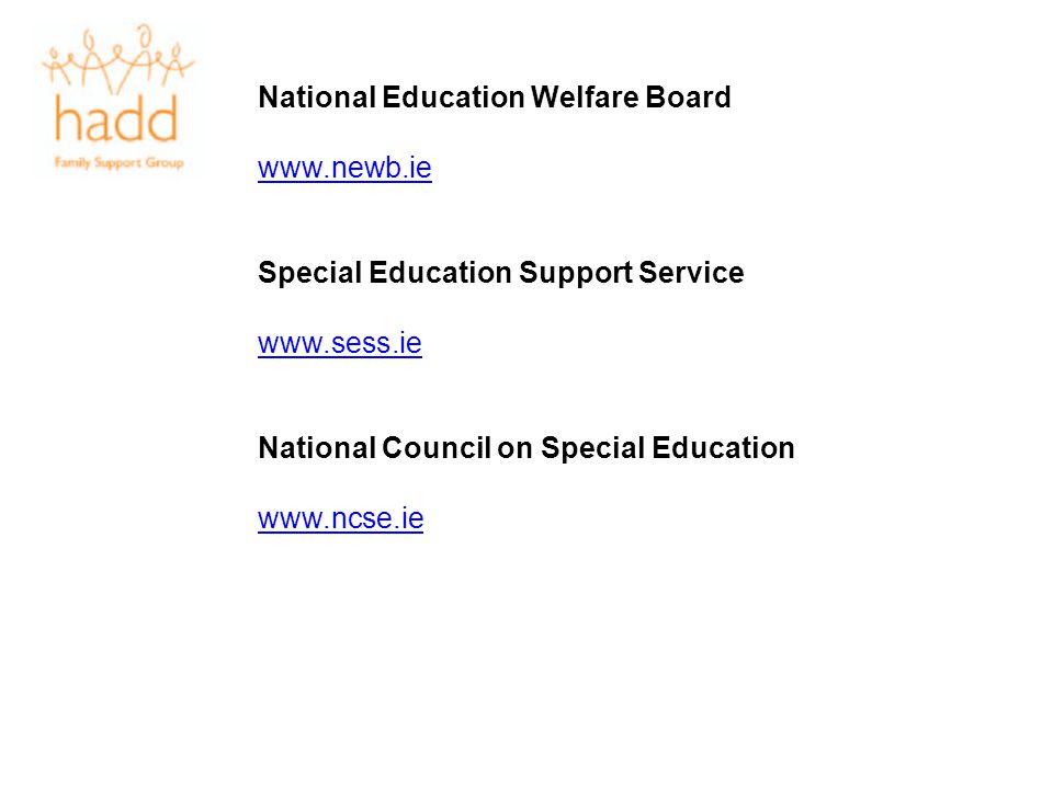 National Education Welfare Board