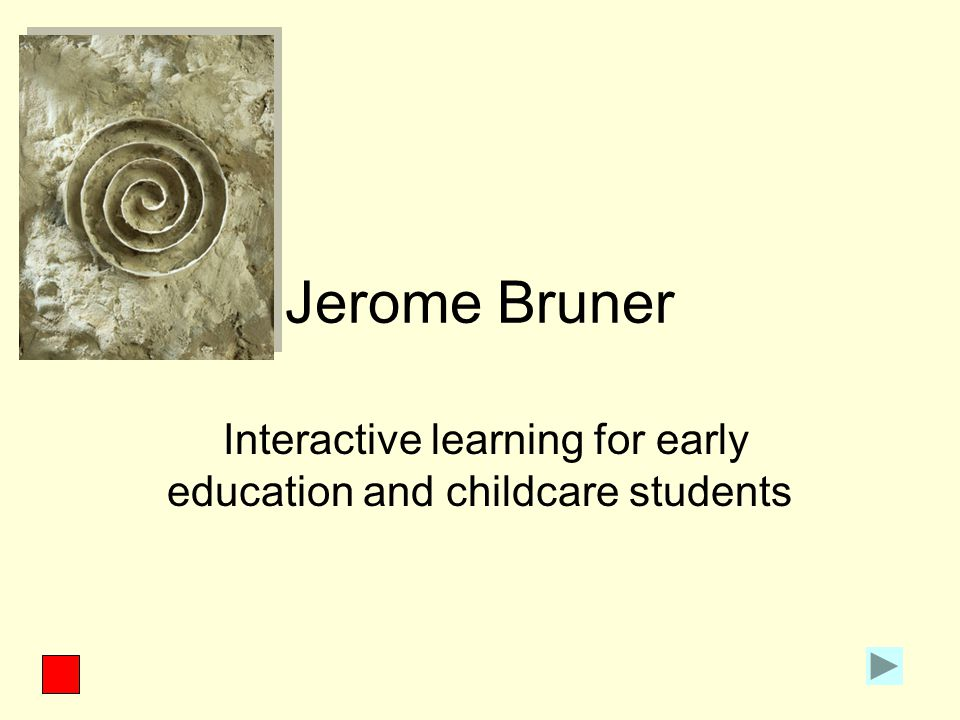 Interactive learning for early education and childcare students