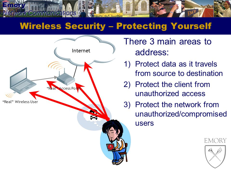 Wireless Security – Protecting Yourself