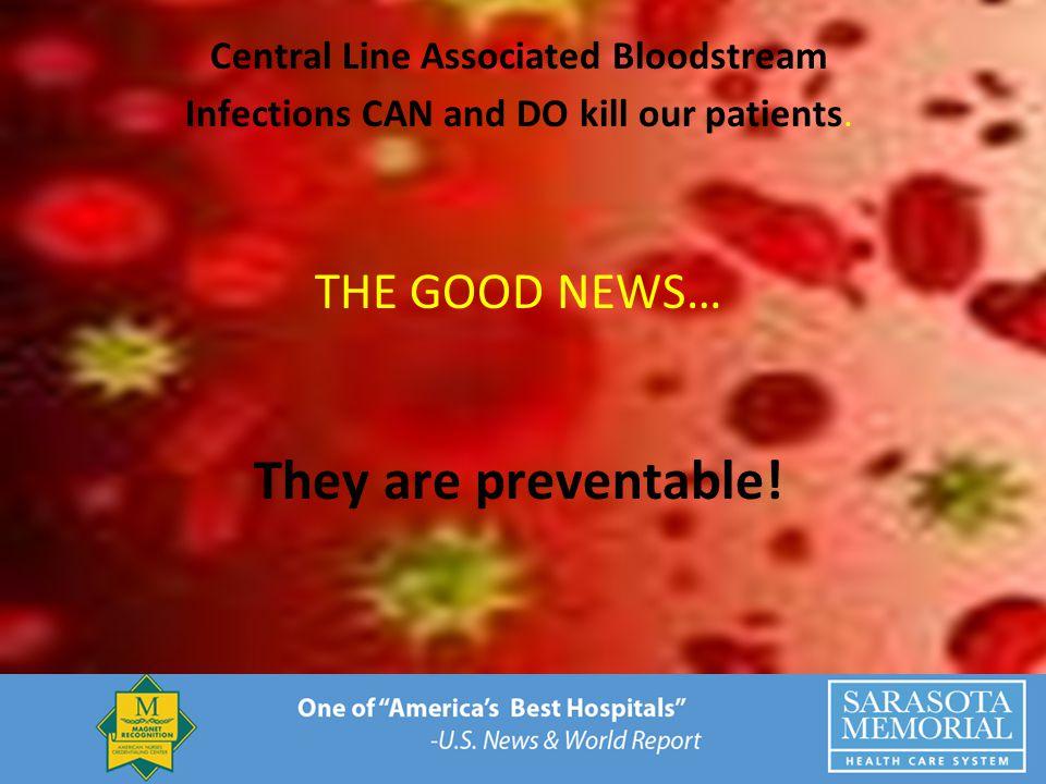 Central Line Associated Bloodstream