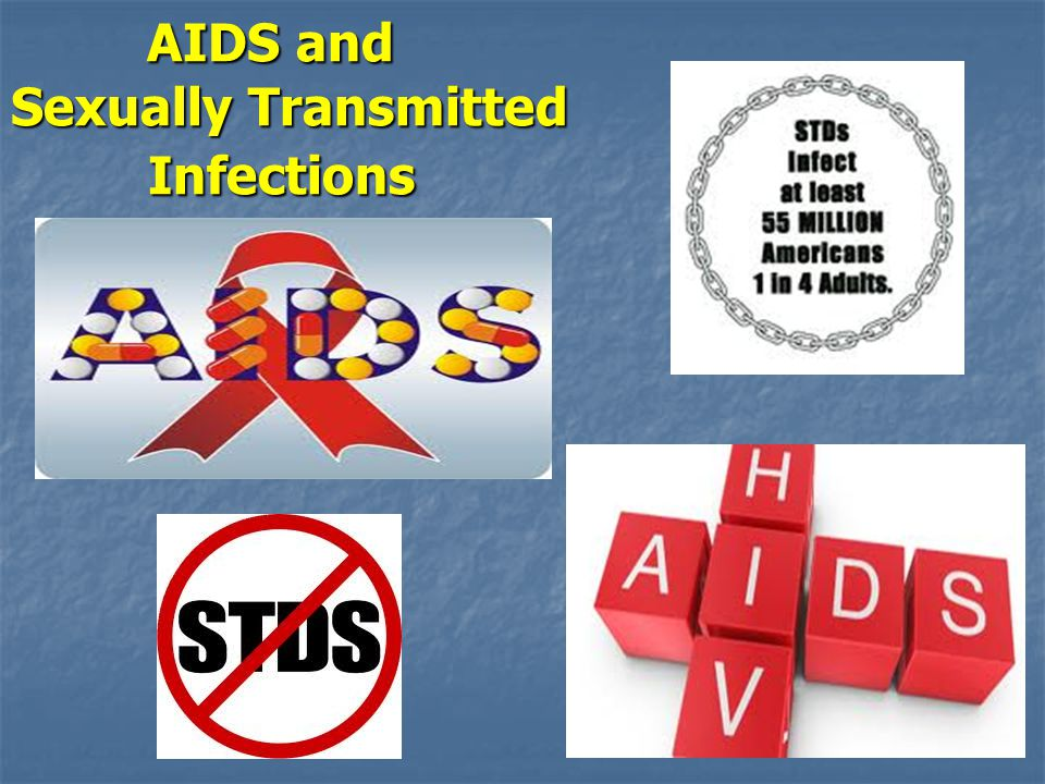 AIDS and Sexually Transmitted Infections