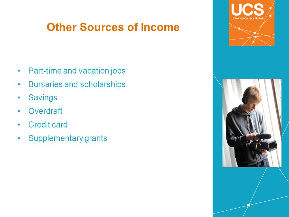 Other Sources of Income