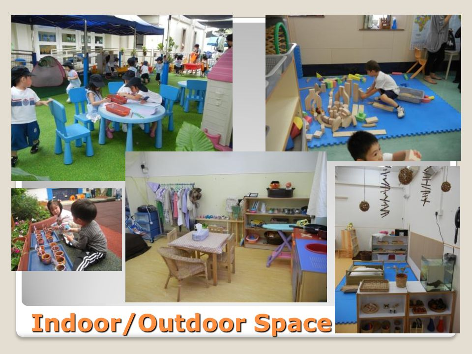 Indoor/Outdoor Space