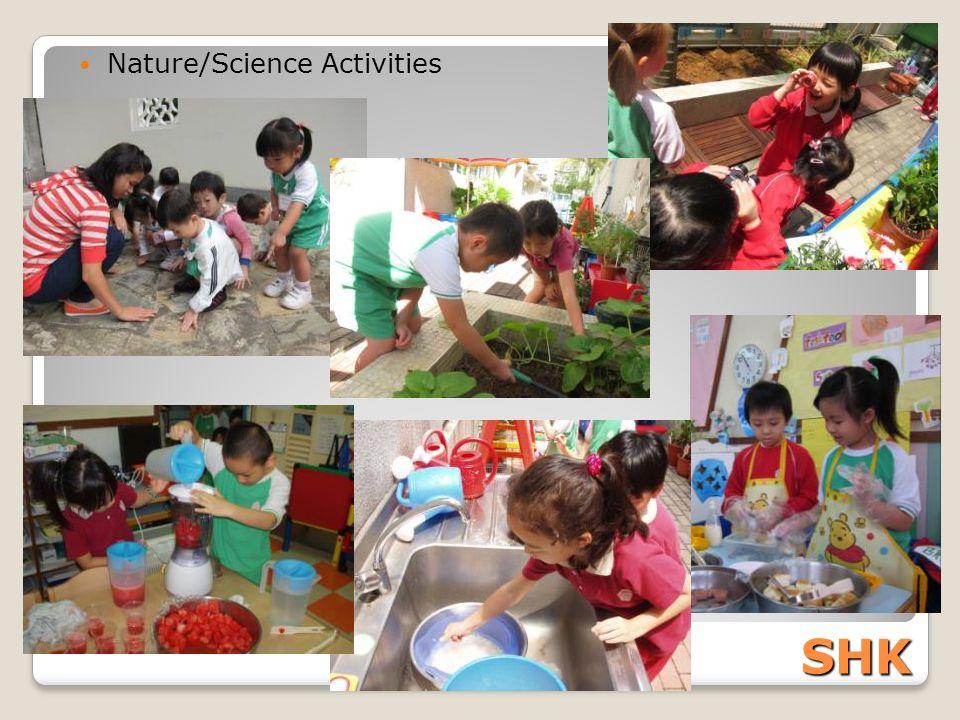 Nature/Science Activities