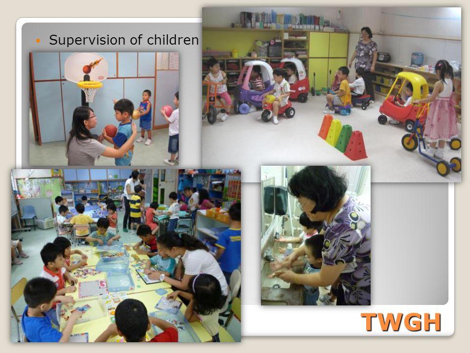 Supervision of children