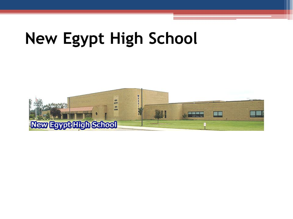 New Egypt High School