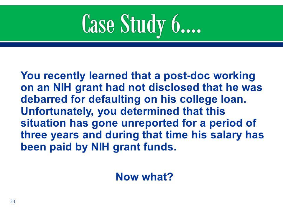 Case Study 6….
