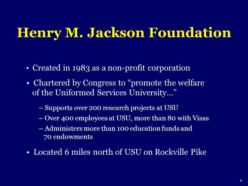 Henry M. Jackson Foundation