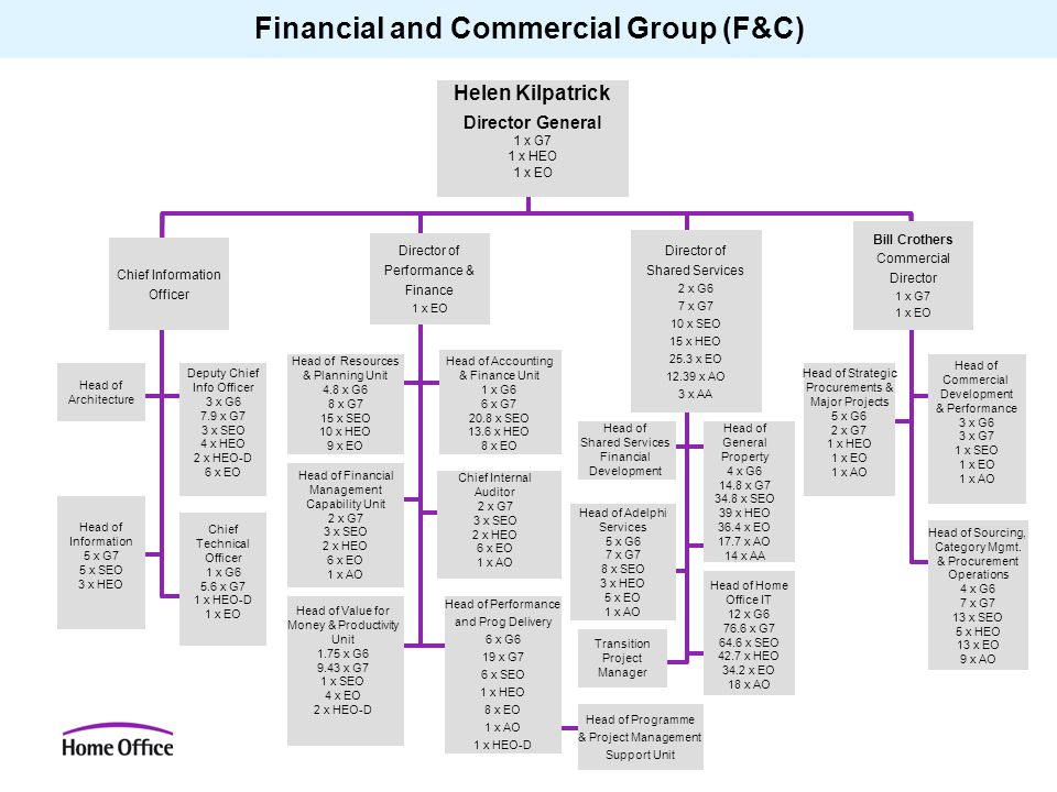 Financial and Commercial Group (F&C)