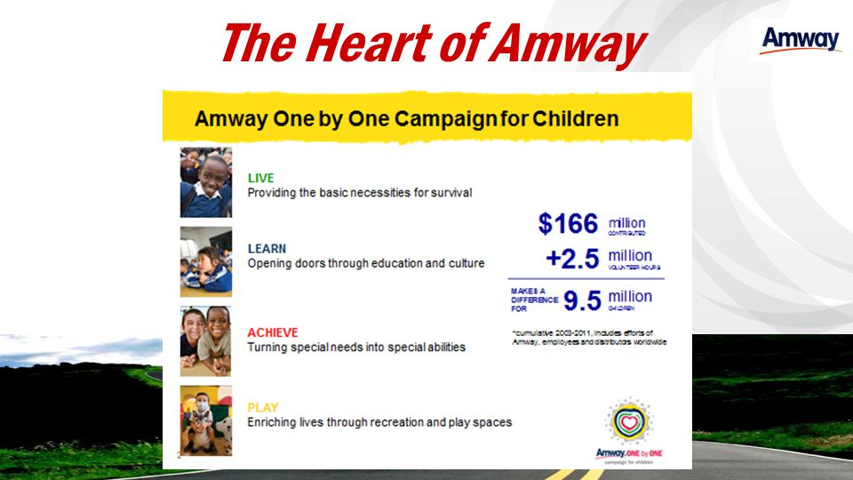 The Heart of Amway