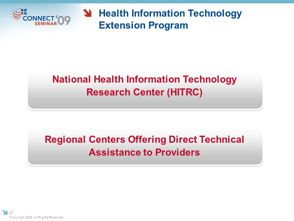 Health Information Technology Extension Program