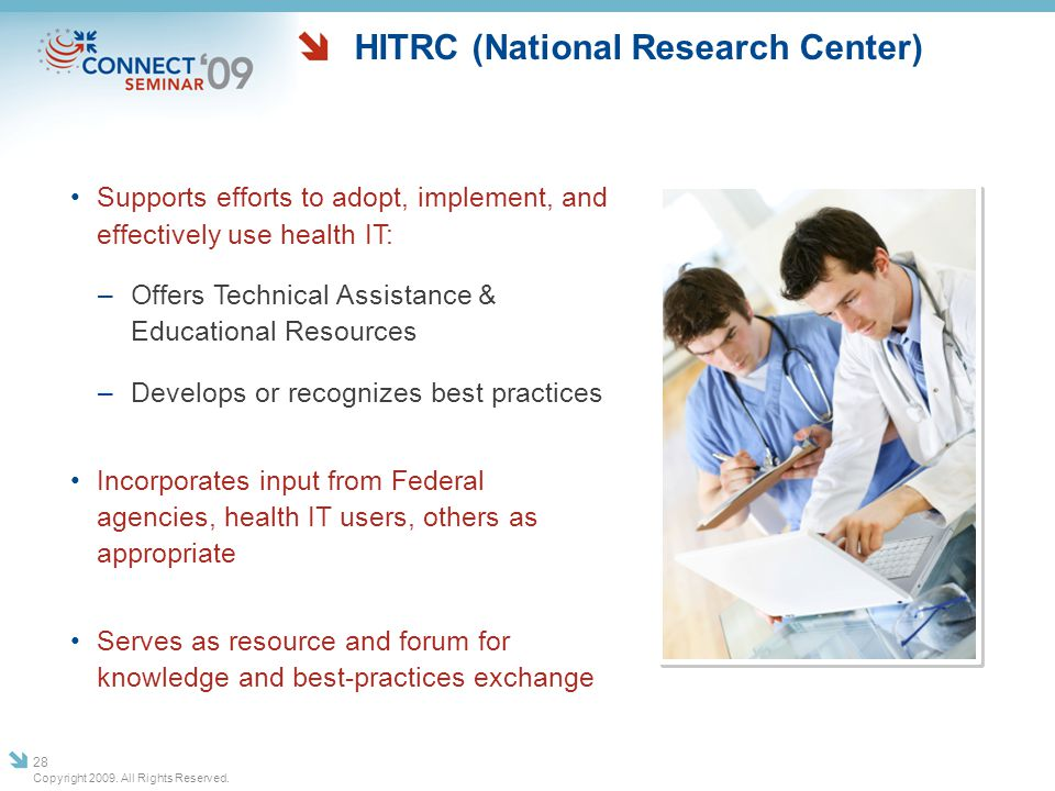 HITRC (National Research Center)